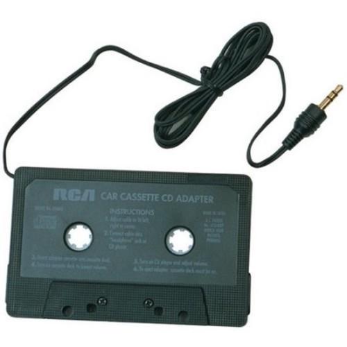 Thomson Rca Car Cassette Adapter - 3.5mm - Audio Cassette Adapter (ah600)