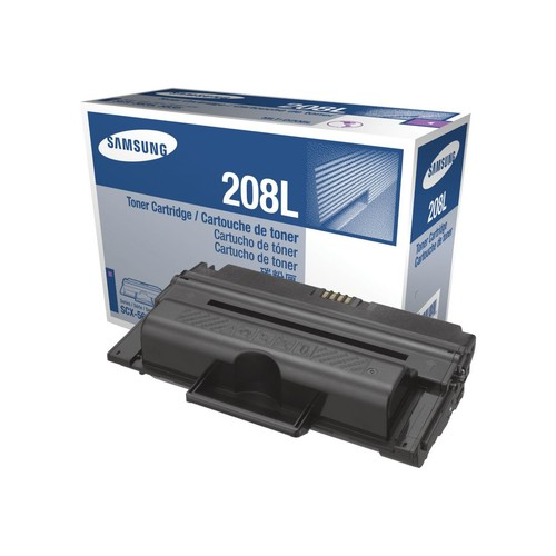Samsung Black Toner Cartridge (MLT-D208L); High Yield