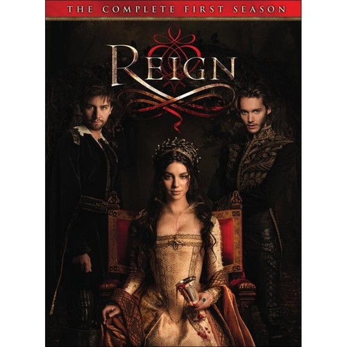 Reign: The Complete First Season [5 Discs] [DVD]