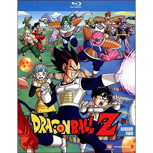 DragonBall Z: Season Two [4 Discs] [Blu-ray]