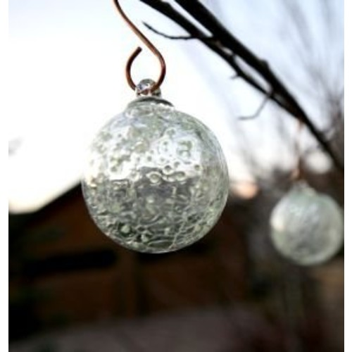 Aurora Glow String Solar Lights - Clear / White