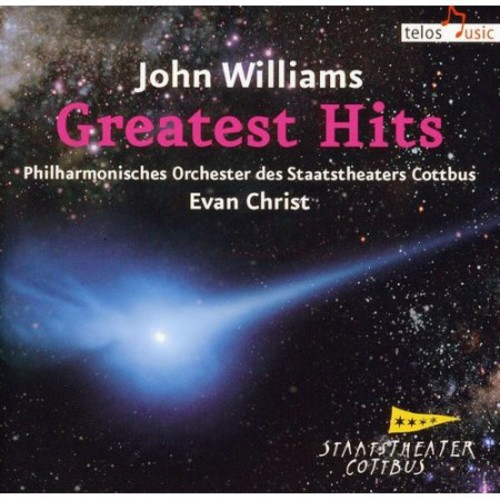 John Williams: Greatest Hits By Evan Christ (Audio CD)