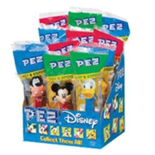PEZ Disney Mickey Assorted 12 ea (Pack of 2)