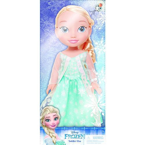 Disney Frozen Toddler Doll - Elsa with Snowflake Cape