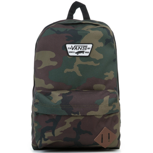 The Old School II Backpack in Classic Camo