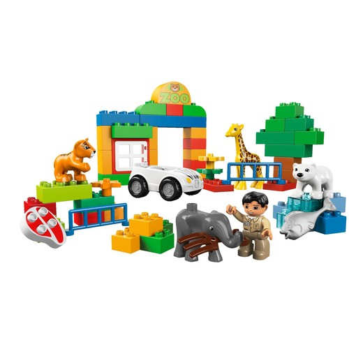 LEGO DUPLO Town My First Zoo #6136