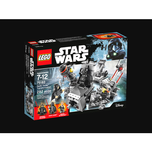 LEGO Star Wars Classic Darth Vader Transformation #75183