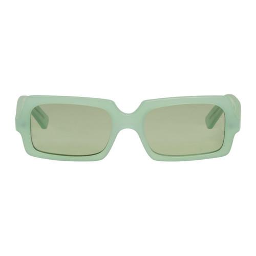 ACNE STUDIOS Green George Sunglasses