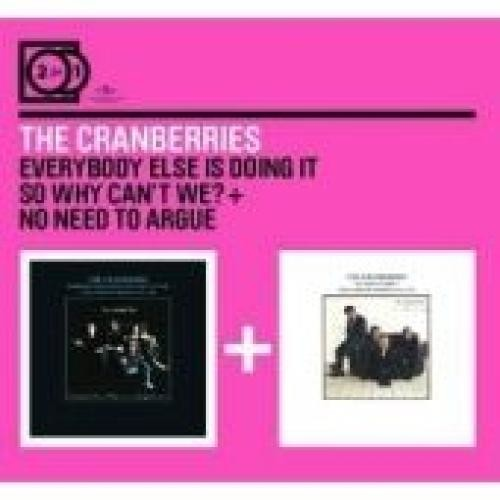 Everybody Else Is Doing It, So Why Can't We?/No Need to Argue [CD]