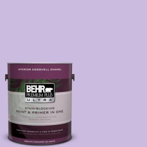 BEHR Premium Plus Ultra 1-gal. #P570-2 Confetti Eggshell Enamel Interior Paint