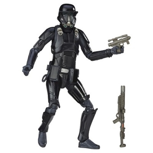 Star Wars: The Black Series Rogue One 6 inch Action Figure - Imperial Death Trooper