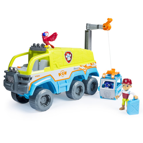 Paw Patrol Mission Paw - Terrain Vehicle