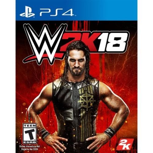 WWE 2K18 -...