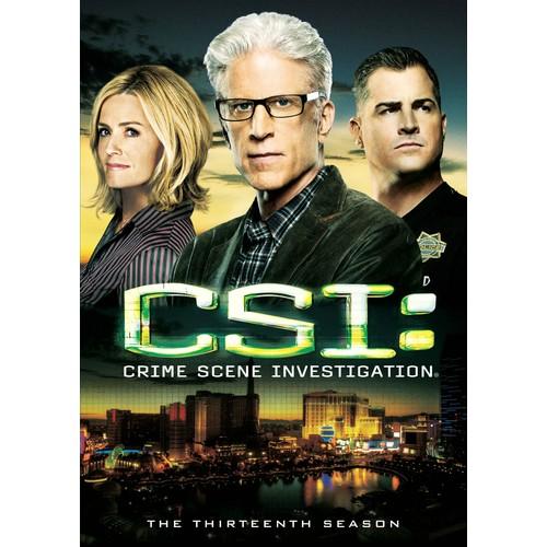 UNIVERSAL STUDIOS HOME ENTERT. CSI: The Thirteenth Season