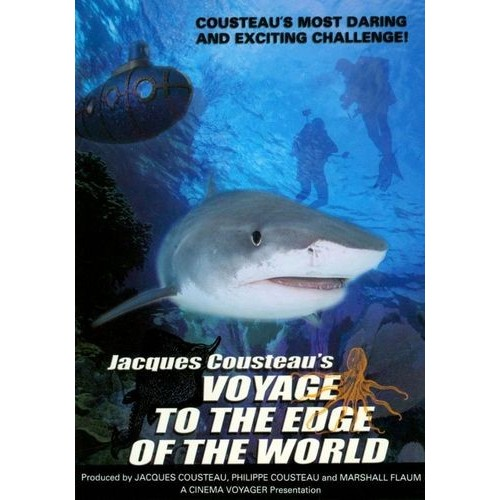 Jacques Cousteau's Voyage to the Edge of the World (Blu-ray Disc) 1975