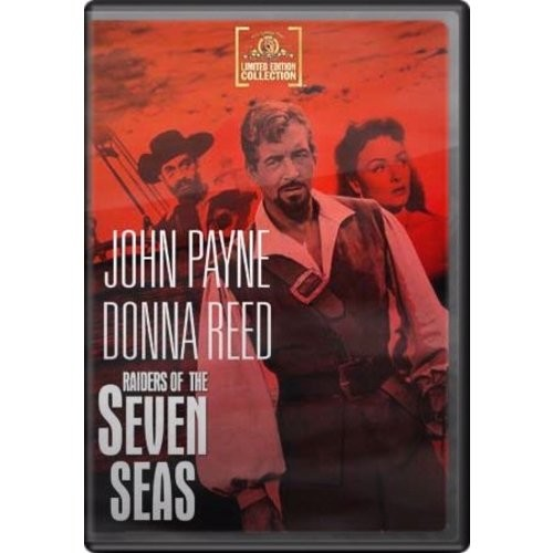 Raiders Of The Seven Seas: John Payne, Donna Reed, Sidney Salkow, John O'Dea: Movies & TV