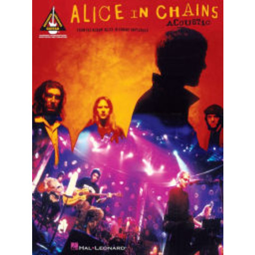 Alice in Chains - Acoustic (Songbook)