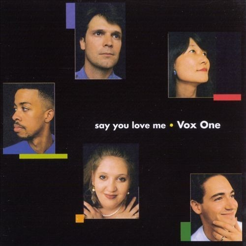 Say You Love Me [CD]