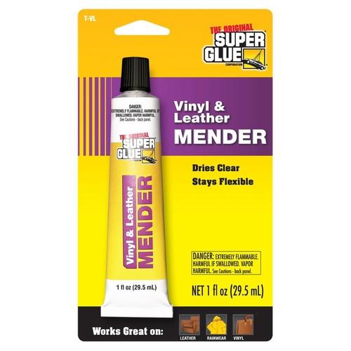 Super Glue Super Glue T-VL12 Vinyl and Leather Mender, 12 Pack