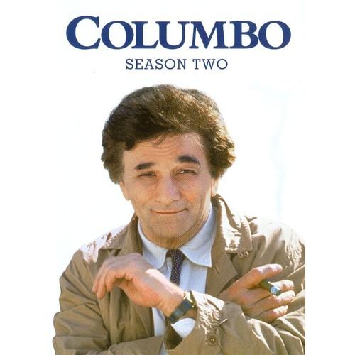 Columbo: Season Two [4 Discs] [DVD]