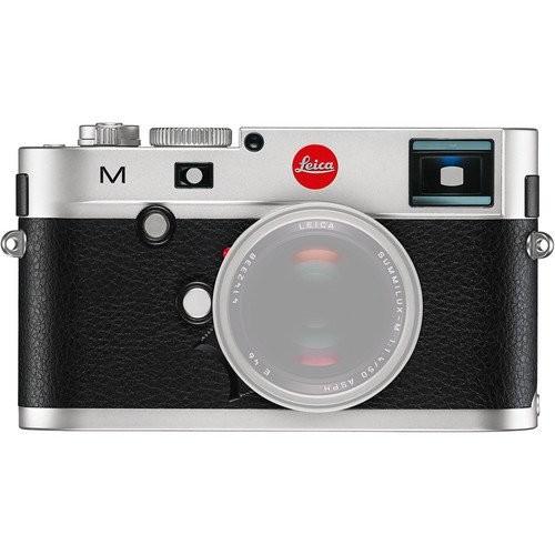 Leica M (Typ 240) Digital Rangefinder Camera Body, Silver 10771