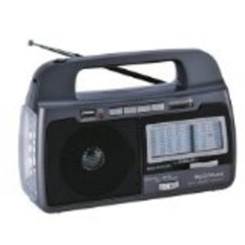 Supersonic RADIO FLASHLIGHT,AM/FM