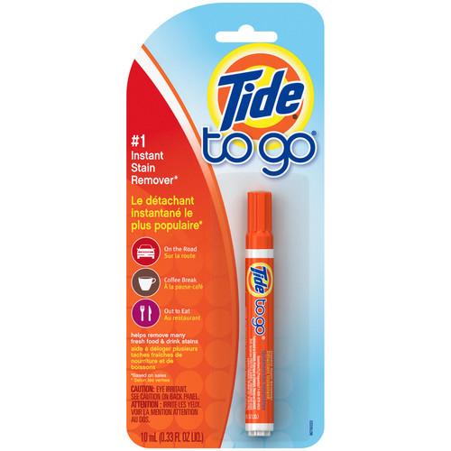Tide To Go Instant Stain Remover, 0.338 fl oz (10 ml)