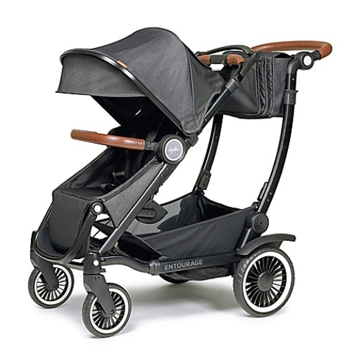 Austlen Entourage Stroller in Black