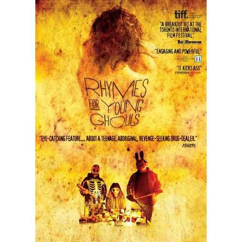 Rhymes for Young Ghouls [DVD] [2013]