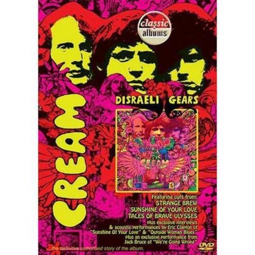 Classic Albums: Cream - Disraeli Gears WSE DD2