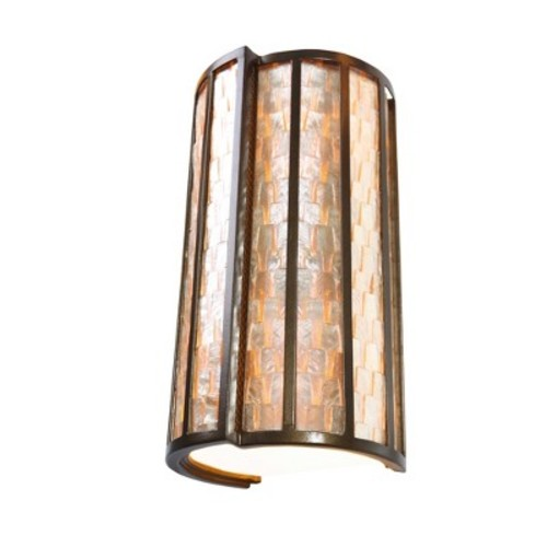 Affinity 2 Light Wall Sconce - New Bronze