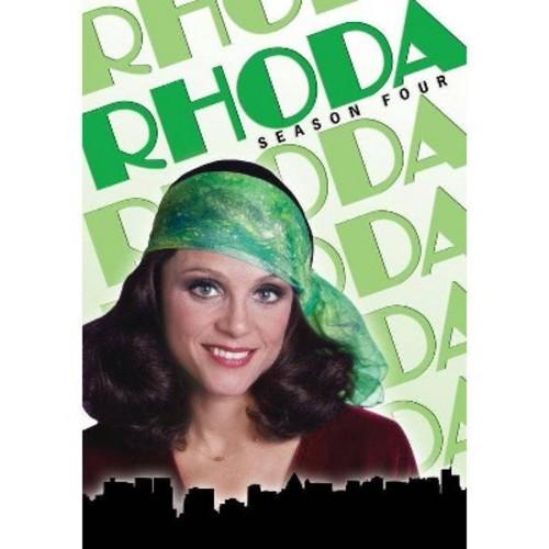 Rhoda: Season Four [4 Discs] [DVD]