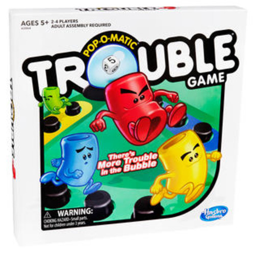 Hasbro Pop-O-Matic Trouble