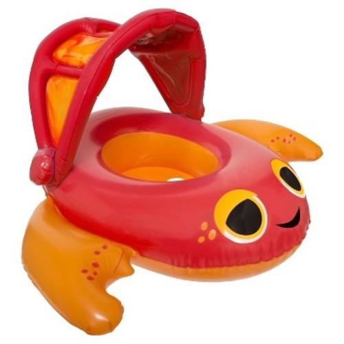 Birdie & Crab Baby Boat - Crab