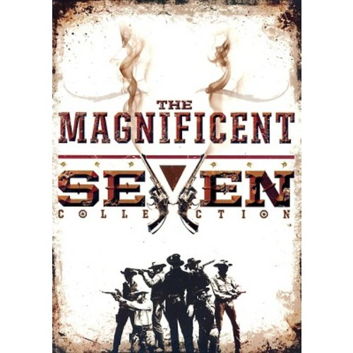 The Magnificent Seven Collection [4 Discs]