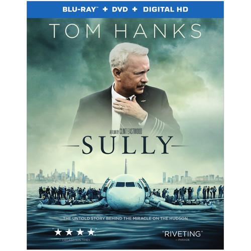 Sully (Blu-ray / DVD / Digital HD)