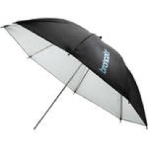 Umbrella White/Black 85 cm (33.5