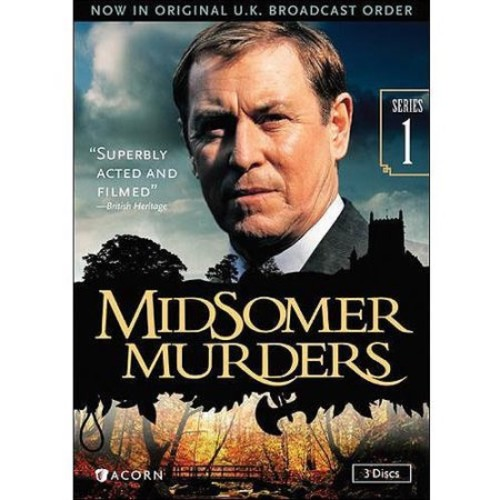 Midsomer Murders: Series 1 [3 Discs] [DVD]