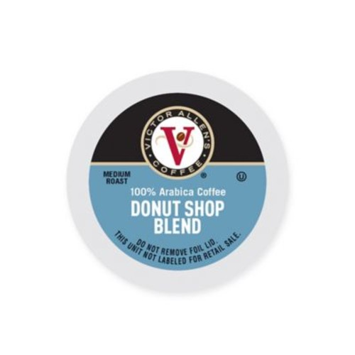 200-Count Victor Allen Donut Shop Blend Coffee Pods for Single Serve Coffee Makers