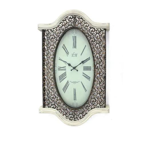 2 Wall Clock - Black