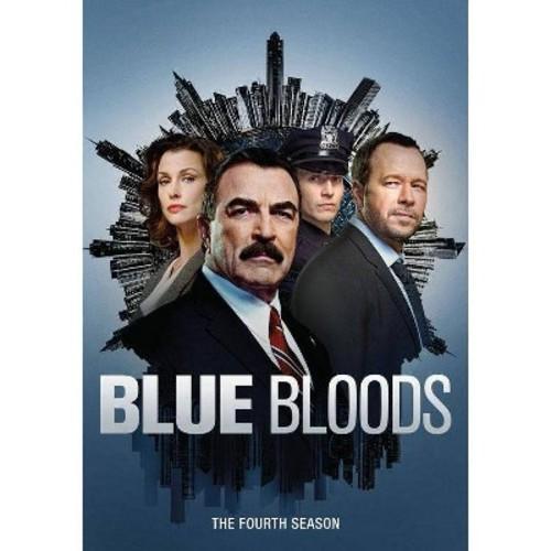 Blue Bloods:Fourth Season (DVD)
