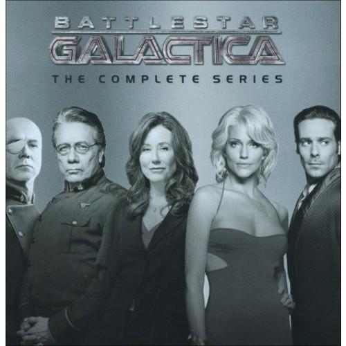 Battlestar galactica:Complete series (DVD)