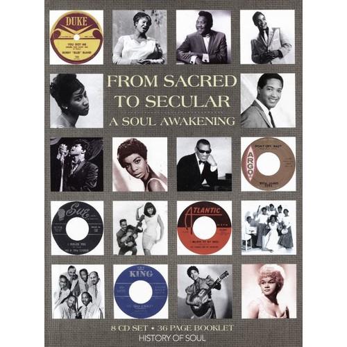 A Soul Awakening: From Sacred to Secular [CD]