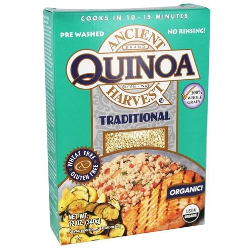 Organic Gluten-Free Quinoa Traditional - 12 oz.
