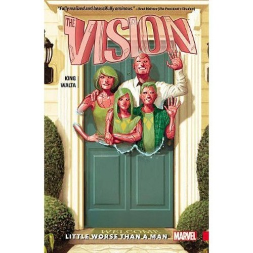 Vision 1 : Little Worse Than a Man (Paperback) (Tom King)