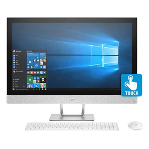 HP Pavilion 24-x000 24-x010 All-in-One Computer - AMD A-Series (7th Gen) A9-9410 2.90 GHz - 8 GB DDR4 SDRAM - 1 TB HDD - 23.8