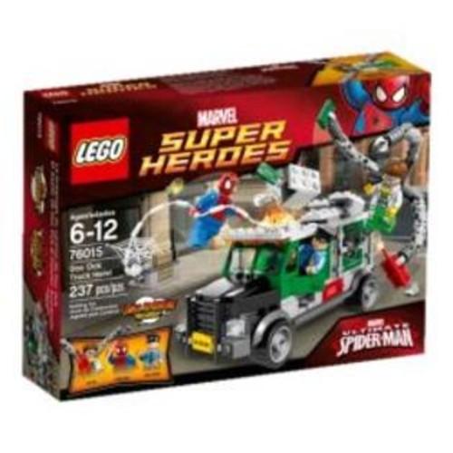 LEGO Doc Oct Truck Heist Spiderman Marvel Super Heroes