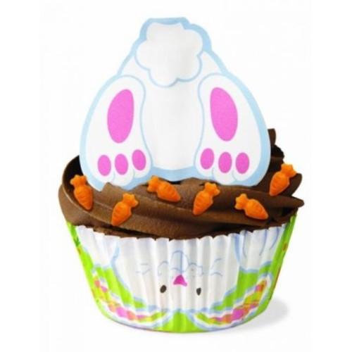 Wilton Cupcake Decorating Kit, Makes 24