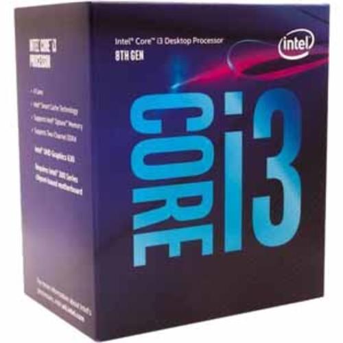 Core i3-8100 3.6 GHz Quad-Core LGA 1151 Processor