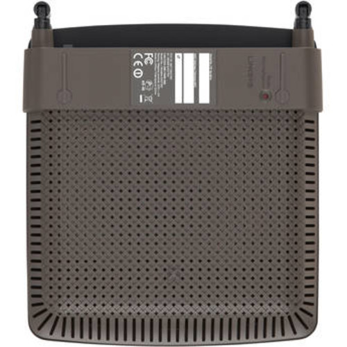 EA2750 Dual-Band Wireless-N600 Smart Wi-Fi Wireless Router